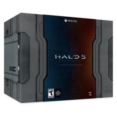 Hra Microsoft Halo 5: Guardians Collectors Edition