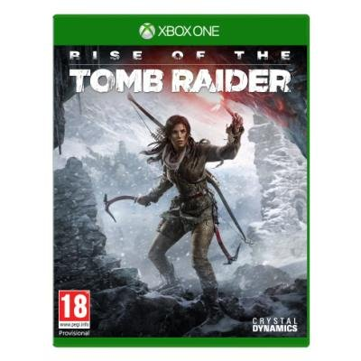 Hra Microsoft Rise of the Tomb Raider pro Xbox One