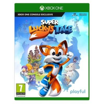 Hra Microsoft Super Lucky's Tale pro Xbox One