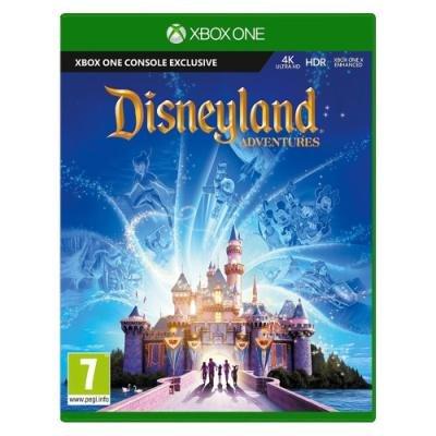 Hra Microsoft Disneyland Adventures pro Xbox One