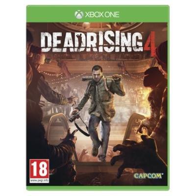 Hra Microsoft Dead Rising 4 pro Xbox One