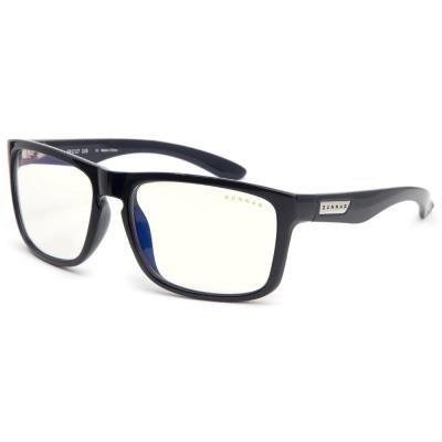 GUNNAR herní brýle INTERCEPT INDIGO/ modré obroučky/ čirá skla