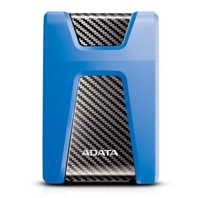 Pevný disk ADATA HD650 2TB modrý