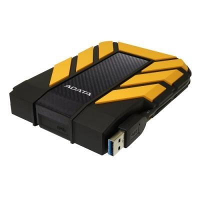 Pevný disk ADATA HD710P 1TB žlutý