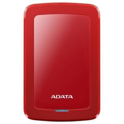 Pevný disk ADATA HV300 1TB červený