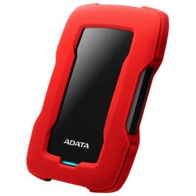 "ADATA Durable Lite HD330 2TB HDD / externí / 2,5"" / USB 3.1 / red"