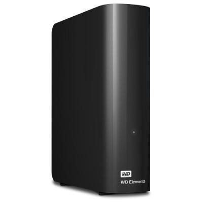 WD Elements Desktop 6TB HDD / Externí / 3,5