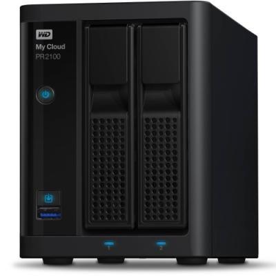 Síťové úložiště NAS WD My Cloud Pro PR2100 20TB