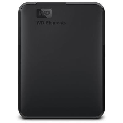 WD HDD Elements Portable 4TB HDD / Externí / 2,5