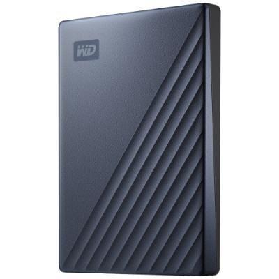 Pevný disk WD My Passport Ultra 2TB modro-černý