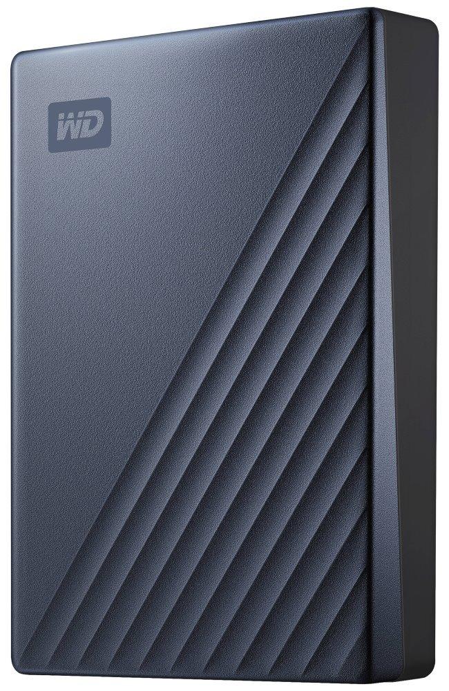 Pevný disk WD My Passport Ultra 4TB modro-černý