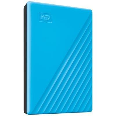 Pevný disk WD My Passport 2TB modrý