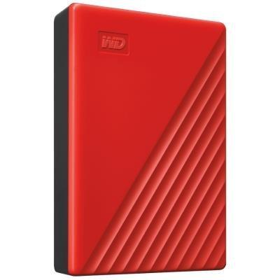WD My Passport 4TB HDD / Externí / 2,5