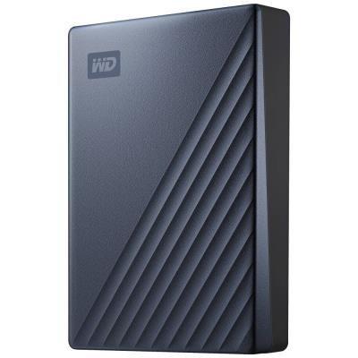 Pevný disk WD My Passport Ultra 5TB modro-černý