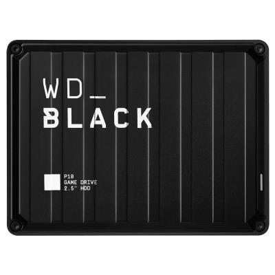 WD BLACK P10 Game Drive 5TB HDD / Externí / 2,5
