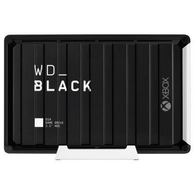 Pevný disk WD BLACK D10 Game Drive pro Xbox 12TB
