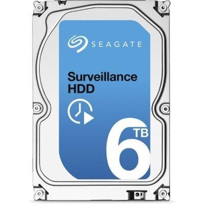 Seagate Surveillance HDD 6TB / ST6000VX0001/ SATA 600/ Interní 3,5
