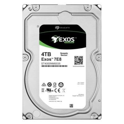 Pevný disk Seagate Exos 7E8 512n 4TB