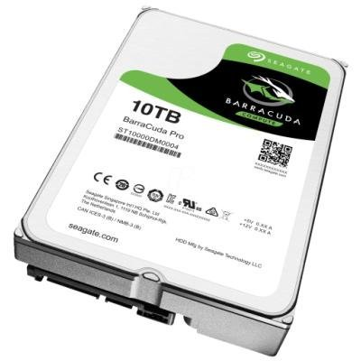 Pevný disk Seagate BarraCuda Pro 10TB