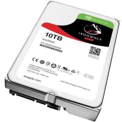 Pevný disk Seagate IronWolf 10TB