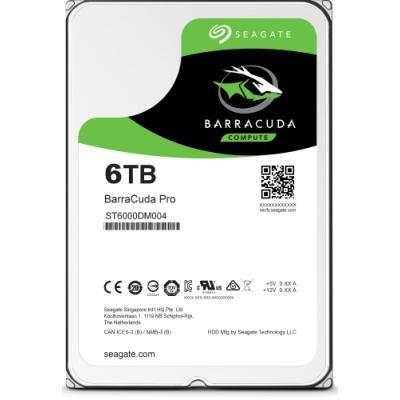Pevný disk Seagate BarraCuda Pro 6TB