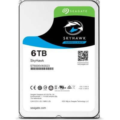 Pevný disk Seagate SkyHawk 6TB