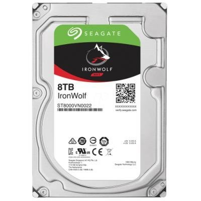 Pevný disk Seagate IronWolf 8TB