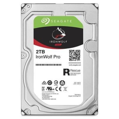 Pevný disk Seagate IronWolf Pro 2TB