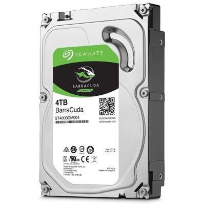 Seagate BarraCuda 4TB HDD / ST4000DM004 / Interní 3,5