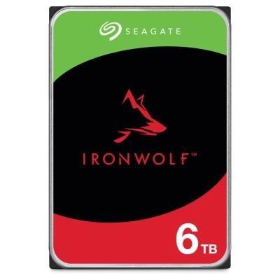 Pevný disk Seagate IronWolf 6TB