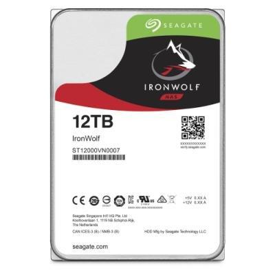 Pevný disk Seagate IronWolf 12TB