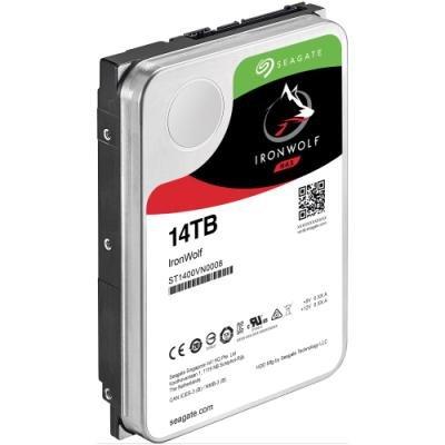 Pevný disk Seagate IronWolf 14TB
