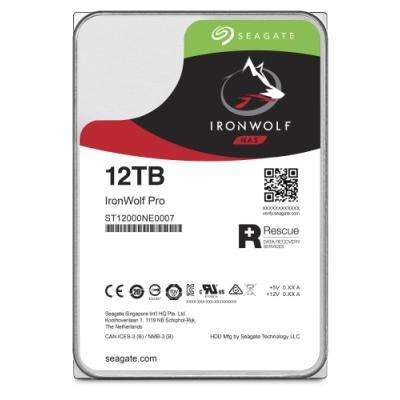 Pevný disk Seagate IronWolf Pro 12TB