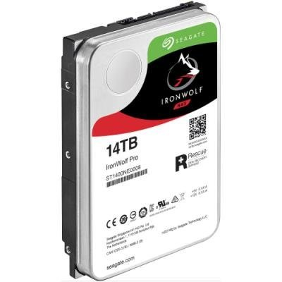 Pevný disk Seagate IronWolf Pro 14TB
