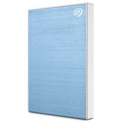 Pevný disk Seagate Backup Plus Slim 1TB modrý