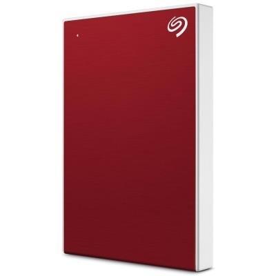 """SEAGATE Backup Plus SLIM 1TB / 2,5"""" / USB3.0 / externí HDD / červený"""