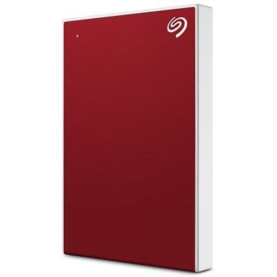 Seagate One Touch 2TB červený