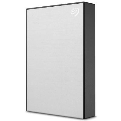 Seagate One Touch 4TB stříbrný