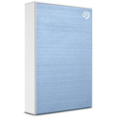 Seagate One Touch 4TB světle modrý