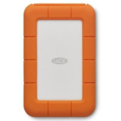 Pevný disk LaCie Rugged Thunderbolt 3 4TB
