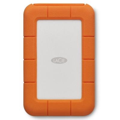 Pevný disk LaCie Rugged Thunderbolt 3 5TB