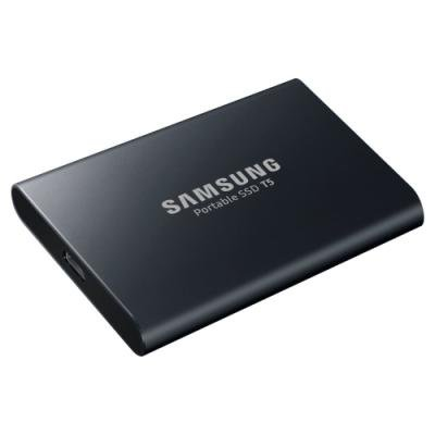SAMSUNG 2TB HDD T5 SSD externí