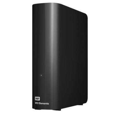WD HDD Elements Desktop 4TB / Externí 3,5