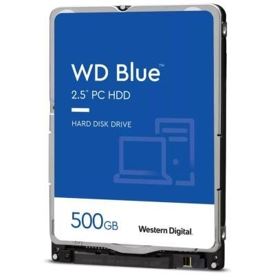 WD HDD BLUE Mobile 500GB / WD5000LPCX / SATA 6Gb/s / Interní 2,5