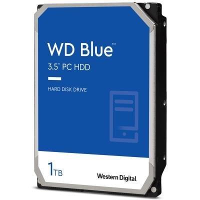 WD HDD BLUE 1TB / WD10EZEX / SATA 6Gb/s / Interní 3,5