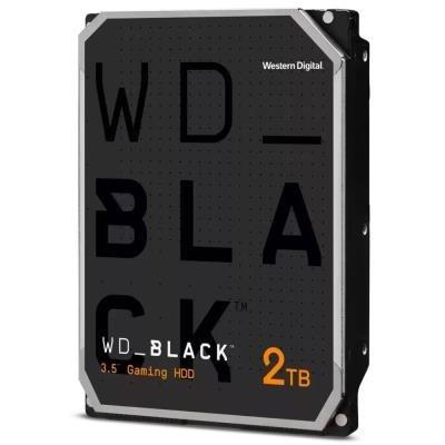 Pevný disk WD Black 2TB