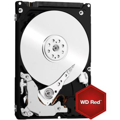 WD HDD RED 4TB / WD40EFRX/ SATA 6Gb/s /  Interní 3,5