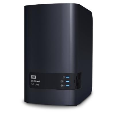 Síťové úložiště NAS WD My Cloud EX2 Ultra 8TB