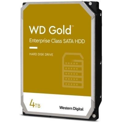 Pevný disk WD GOLD 4TB