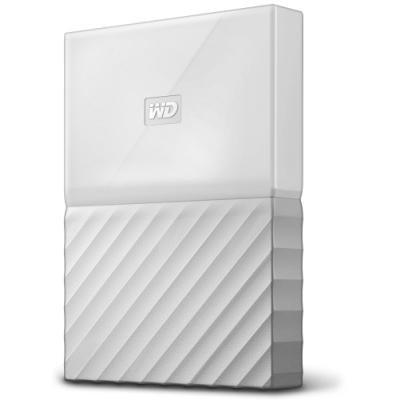 Pevný disk WD My Passport 1TB bílý